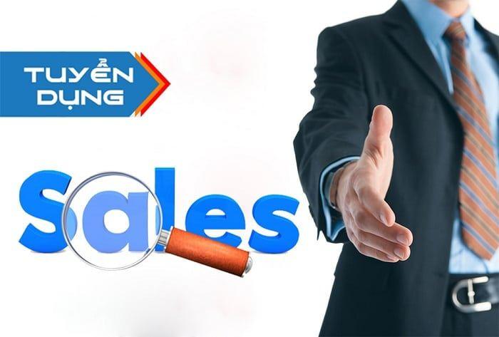 Nhân viên kinh doanh phân phối – Sản phẩm chính hãng